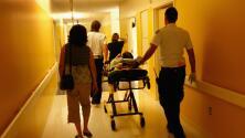 """""""La situación es caótica"""": el panorama por hospitalizaciones relacionadas al coronavirus en Houston"""