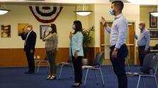 Con diversas medidas sanitarias, reabren las oficinas del Servicio de Ciudadanía e Inmigración de EEUU
