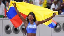 Caterine Ibargüen: la reina colombiana del salto triple busca un retiro dorado en Tokyo 2020