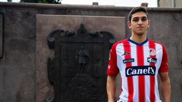 San Luis anuncia refuerzo proveniente del Atlético de Madrid