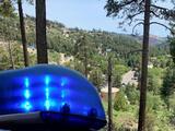 Muere una madre y su hija sobrevive luego de salir expulsadas del vehículo en Mount Lemmon