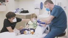 Inquietudes entre padres sobre la vacuna de Pfizer contra el covid-19 para niños