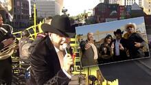 Gerardo Ortiz habla tras el histórico concierto arriba de un camión por Los Ángeles con el que celebró su 'Décimo Aniversario'