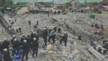 79 cuerpos hallados, 51 identificados y una mascota rescatada: actualización de las labores en Surfside
