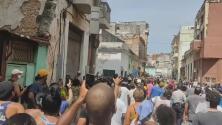 Resistencia cubana organiza una marcha pacífica en la isla