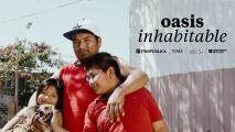 Oasis inhabitable: la lucha de una familia en la frontera del cambio climático