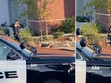 """Policía de Rocklin investiga arresto después de que un video viral muestra a oficial usar """"fuerza excesiva"""""""