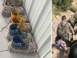 Revelan táctica que usan los coyotes para cruzar inmigrantes por el desierto sin dejar rastro