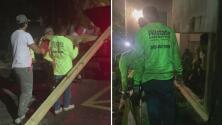 Ordenan reparaciones inmediatas en un condominio de Kendall donde ya colapsó una estructura