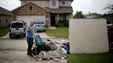 En este suburbio de Houston ni una sola casa quedó a salvo de las inundaciones por Harvey