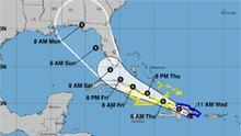 Cuba se prepara para el embate de la tormenta tropical Fred