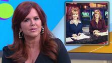 María Celeste recuerda que con Myrka Dellanos rompió una barrera en la TV por Primer Impacto