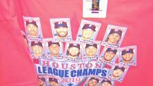 Todo el equipo de los Astros en una sola camiseta: así es la edición limitada que ya está a la venta