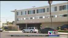 Pareja hispana es víctima de la crisis de vivienda en Redwood City