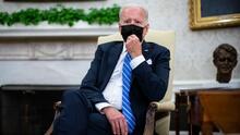"""""""El presidente no está cumpliendo con las promesas de la campaña"""": analista sobre gestión de Biden"""