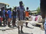 Buscan sobrevivientes en Haití tras el potente terremoto que suma al menos 304 fallecidos