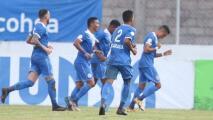 Goles | Honduras no pudo ante un Nicaragua con 10 hombres