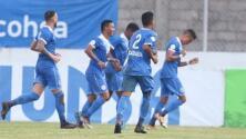 Goles   Honduras no pudo ante un Nicaragua con 10 hombres
