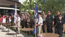 Escuelas en Miami-Dade realizan actos conmemorativos en honor a las víctimas del 11 de septiembre