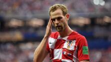 Futbolista croata se aleja del fútbol momentáneamente por problema cardiaco