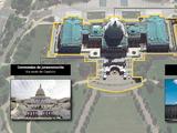 Guía visual: te mostramos el horario y sitios clave de la inauguración de Biden y Harris