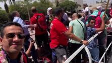 ¡Como faraón! Gran recepción a entrenador mexicano en Egipto