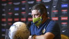 'Piojo' Herrera afirma que su puesto no está en riesgo en Concacaf