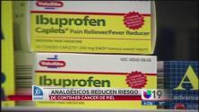 El ibuprofeno para combatir el cáncer en la piel