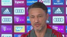 Niko Kovac dejó claros los objetivos del Bayern Múnich para la temporada 2018-2019