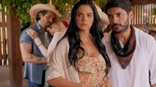 Fernanda y Rafael explotaron de celos al verse acompañados de Isa y César
