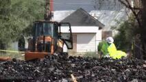 """""""Todavía tengo miedo"""": residentes en Ogden lo pierden todo en un voraz incendio"""