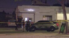 Un hombre muere en un tiroteo dentro de un dispensario de marihuana en el sur de Los Ángeles