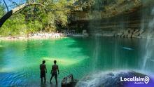 Los mejores pozos con agua cristalina para bañarse y nadar en el área de Austin