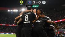 PSG vuelve a ganar sin Messi y ya le saca 10 puntos al segundo lugar