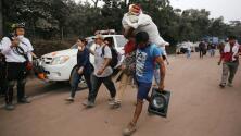 Erupción del volcán de Fuego ha dejado 1,7 millones de afectados: cónsul de Guatemala en Los Ángeles