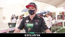 """Verstappen a Hamilton: """"Puedo pelear el título que en años pasados no"""""""