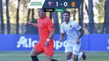 El Huesca de Ignacio Ambríz  venció al Mallorca en amistoso
