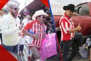 """""""Partidazo"""": El Pelón y El Feo muestran su emoción por el América vs Chivas y buscan qué apostar"""