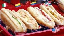 Dale un giro a tu barbecue del 4 de Julio con estas versiones latinas de hot dogs