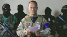Él es Óscar Pérez, el nuevo opositor de Maduro que sobrevoló Caracas en un helicóptero de la policía