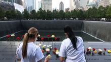 Dos minutos de silencio, lectura de nombres y luces: así serán los homenajes a víctimas del 9/11
