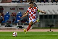 Croacia le está ganando a Chipre en su casa con gol de Perisic