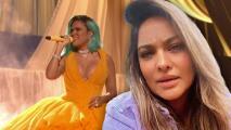 """""""Delicaditos que somos"""": Mayeli Alonso defiende a Karol G por las críticas a su canción con mariachi"""
