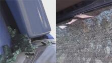 Más de 50 autos han sido atacados con armas de aire comprimido en la Autopista 91, en el sur de California