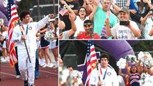 Ciudad del Valle recibe con masiva bienvenida a medallista de plata en Tokio 2020
