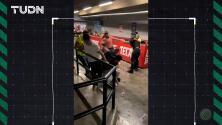 ¡Reprobable! Aficionados al beisbol en brutal pelea