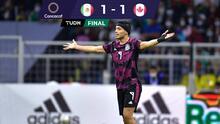 Resumen | México no descifra a Canadá e igualan 1-1 en el Azteca