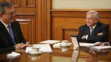 AMLO y Kamala Harris sostienen una conversación telefónica en la que trataron temas de interés bilateral