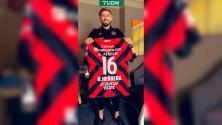 Héctor Herrera ilusiona a los aficionados de Xolos con fotografía en redes
