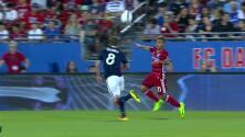 Maxi Urruti de FC Dallas burló a los defensas, marcó estos golazos y fue elegido Jugador de la Semana